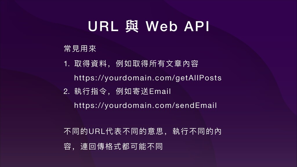 URL 岈 Web API ଉ憎አ㬵  1. ݐ揾ාֺ҅ইݐಅํᒍ㲌 https:/...