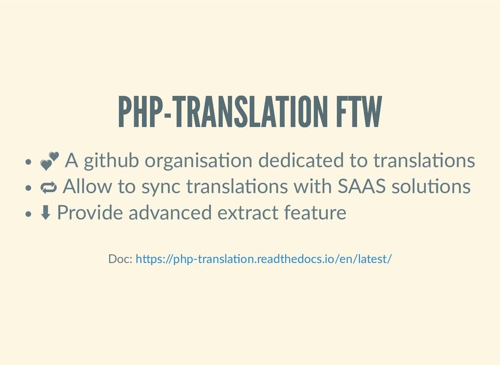 PHP-TRANSLATION FTW PHP-TRANSLATION FTW  A gith...