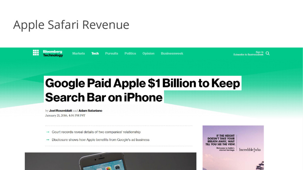 Apple Safari Revenue https://www.sec.gov/Archiv...