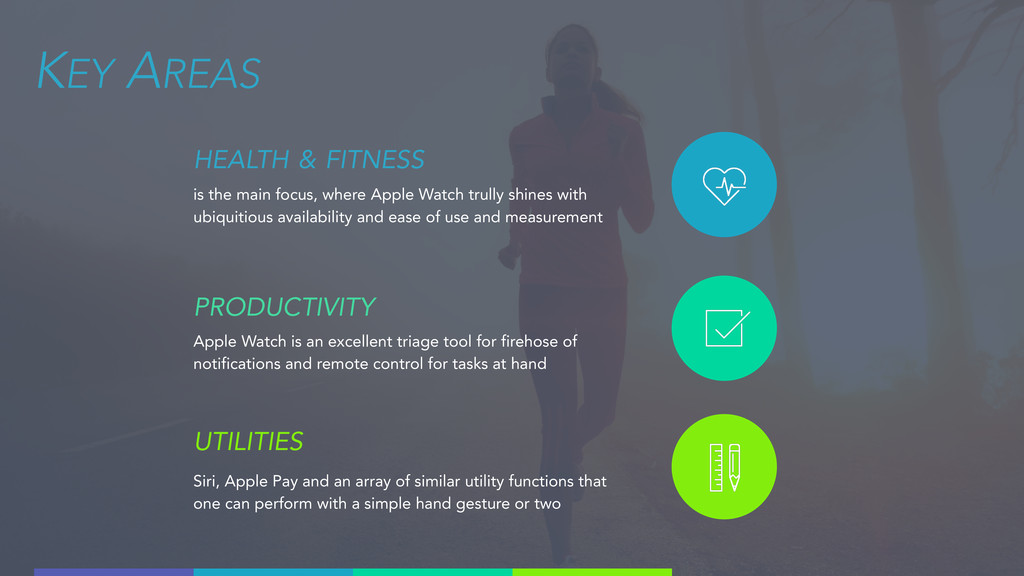 is the main focus, where Apple Watch trully shi...