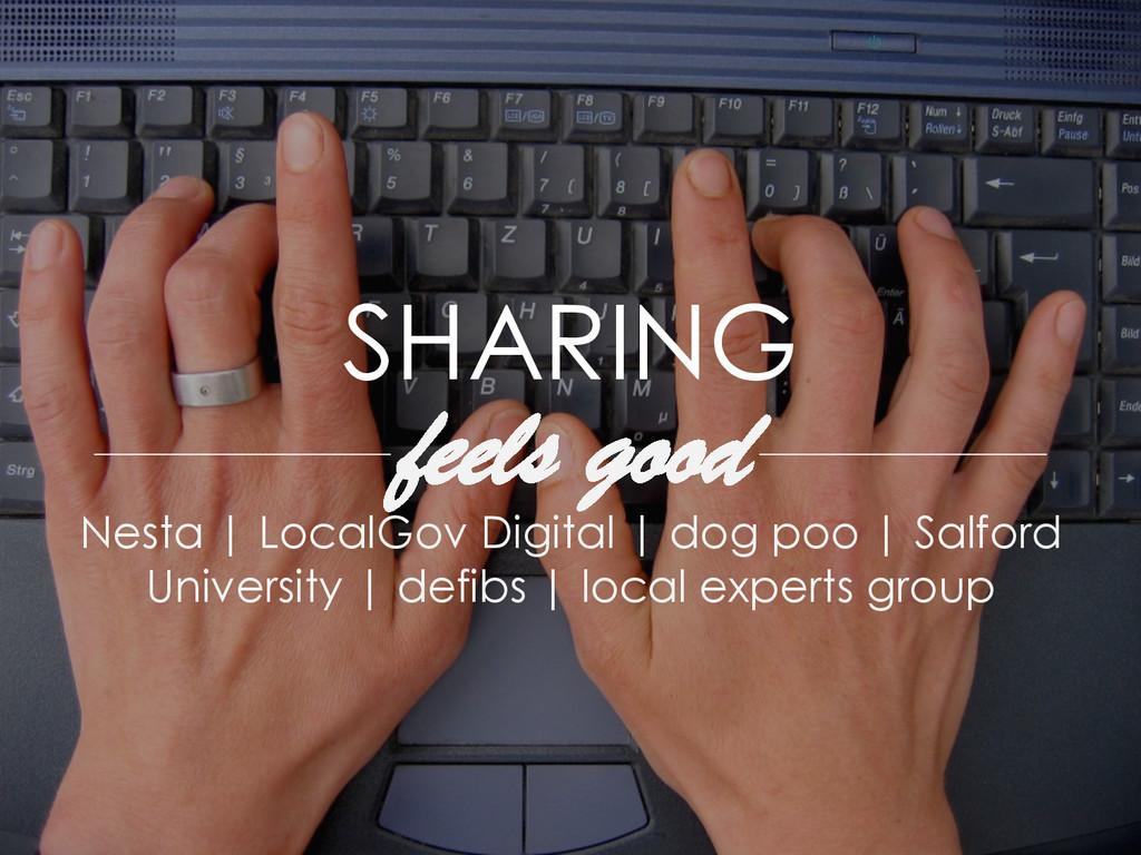 feels good Nesta | LocalGov Digital | dog poo |...