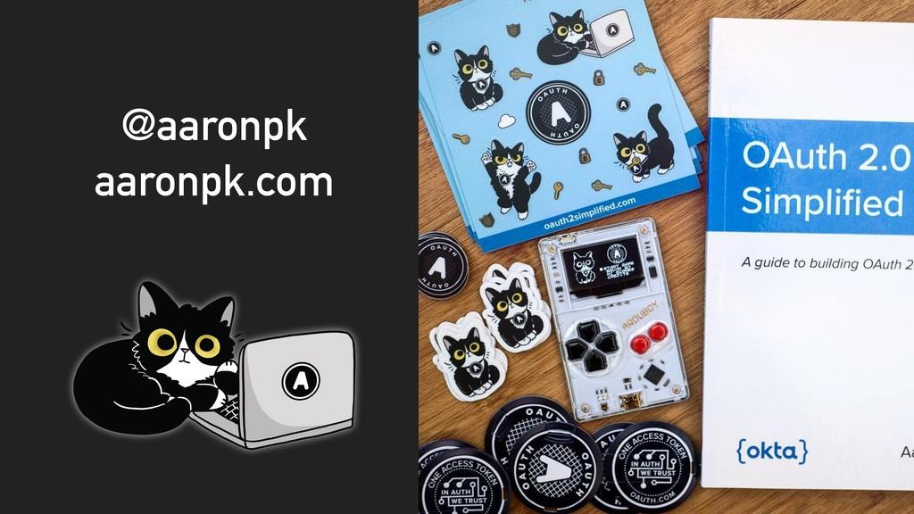 @aaronpk aaronpk.com