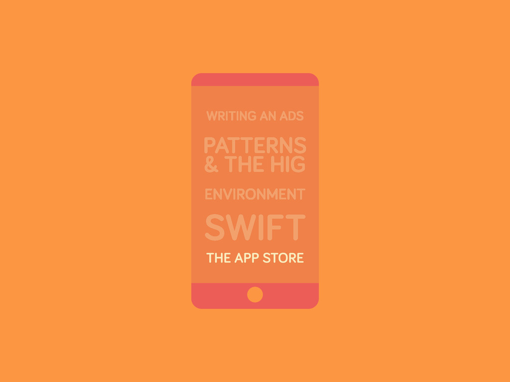 WRITING AN ADS PATTERNS & THE HIG ENVIRONMENT S...