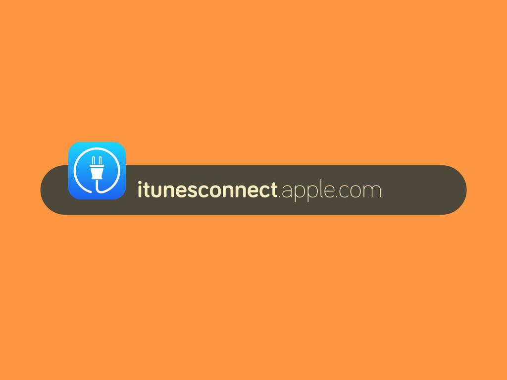 itunesconnect.apple.com
