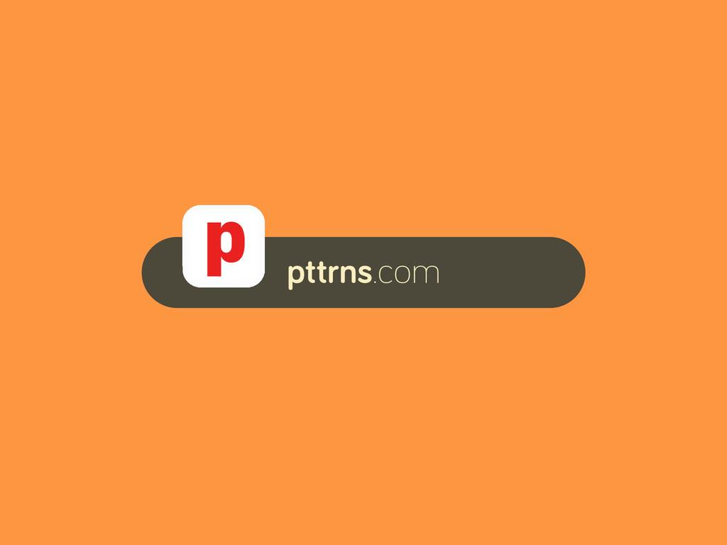 pttrns.com