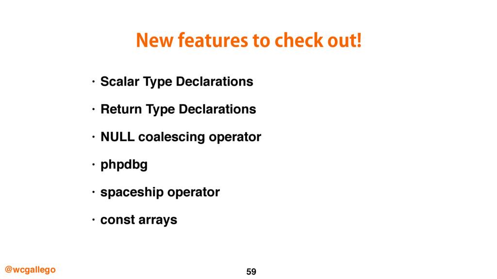 /FXGFBUVSFTUPDIFDLPVU • Scalar Type Declar...