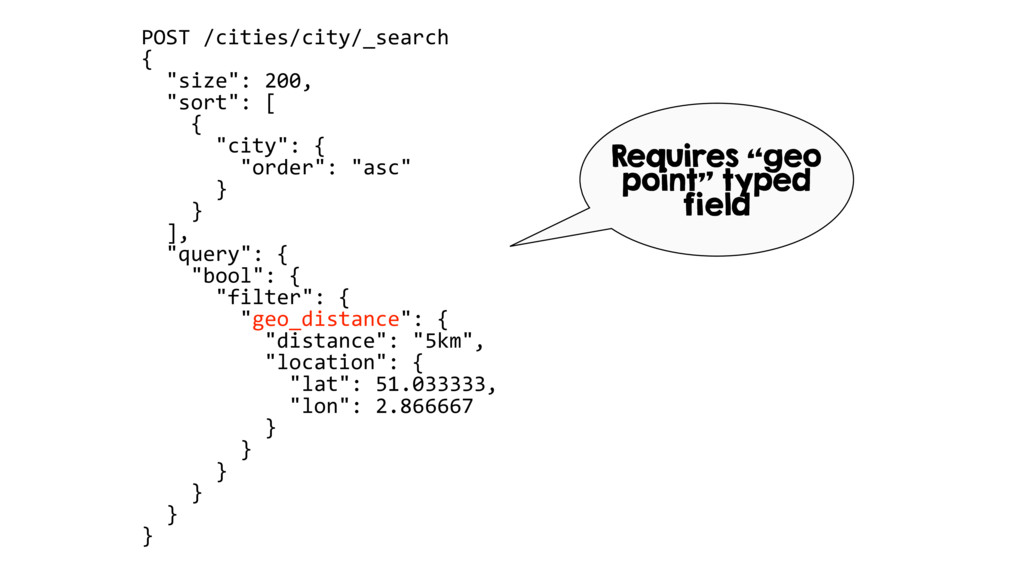 """POST /cities/city/_search { """"size"""": 200, """"sort""""..."""