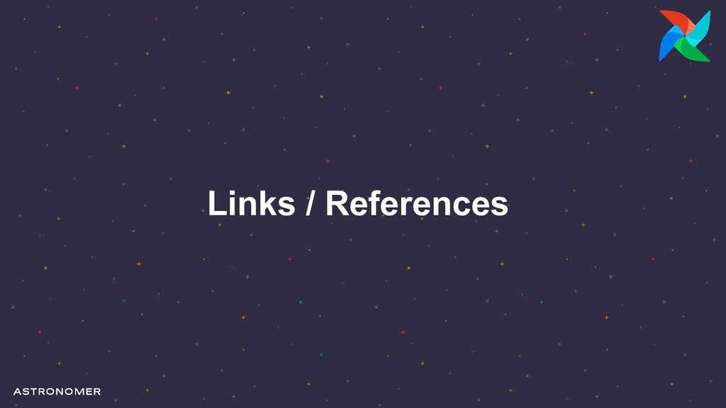 Links / References