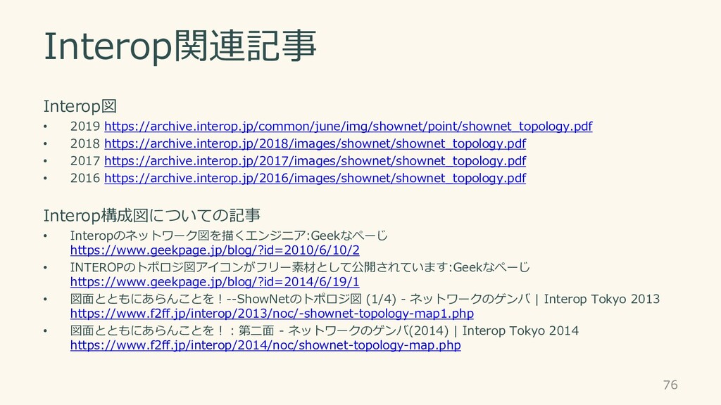Interop関連記事 Interop図 • 2019 https://archive.int...