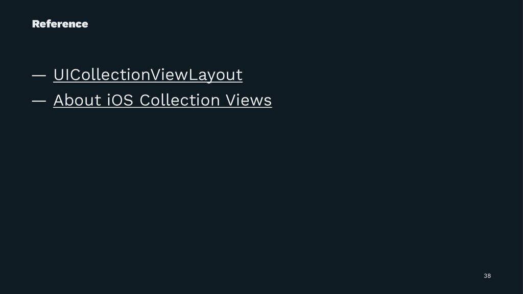 Reference — UICollectionViewLayout — About iOS ...