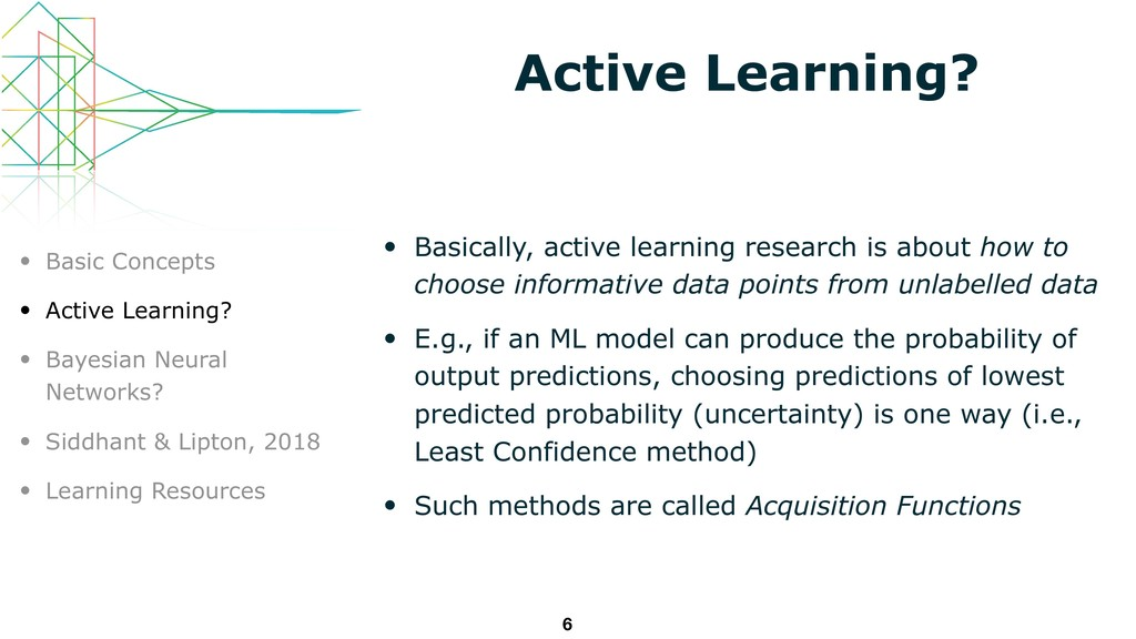 Active Learning? • Basically, active learning r...
