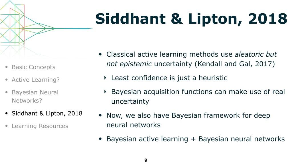 Siddhant & Lipton, 2018 • Classical active lear...