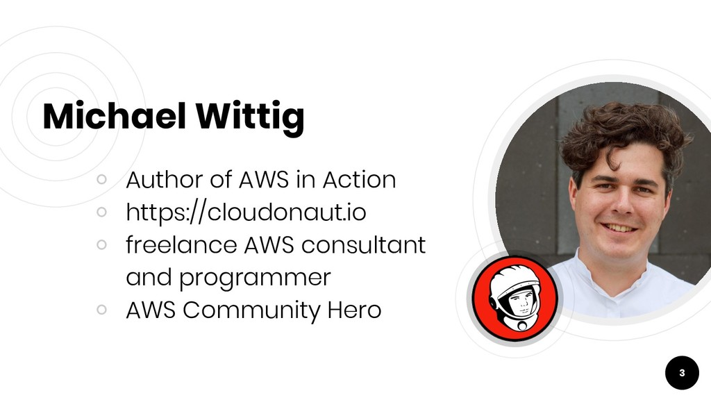 Michael Wittig ○ Author of AWS in Action ○ http...