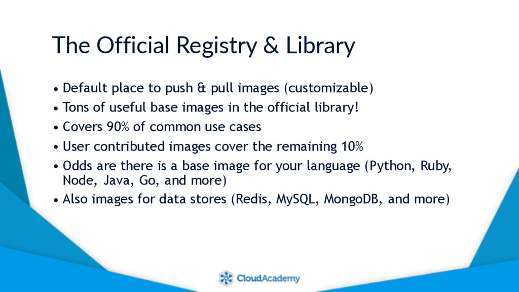 The Official Registry & Library • Default place...
