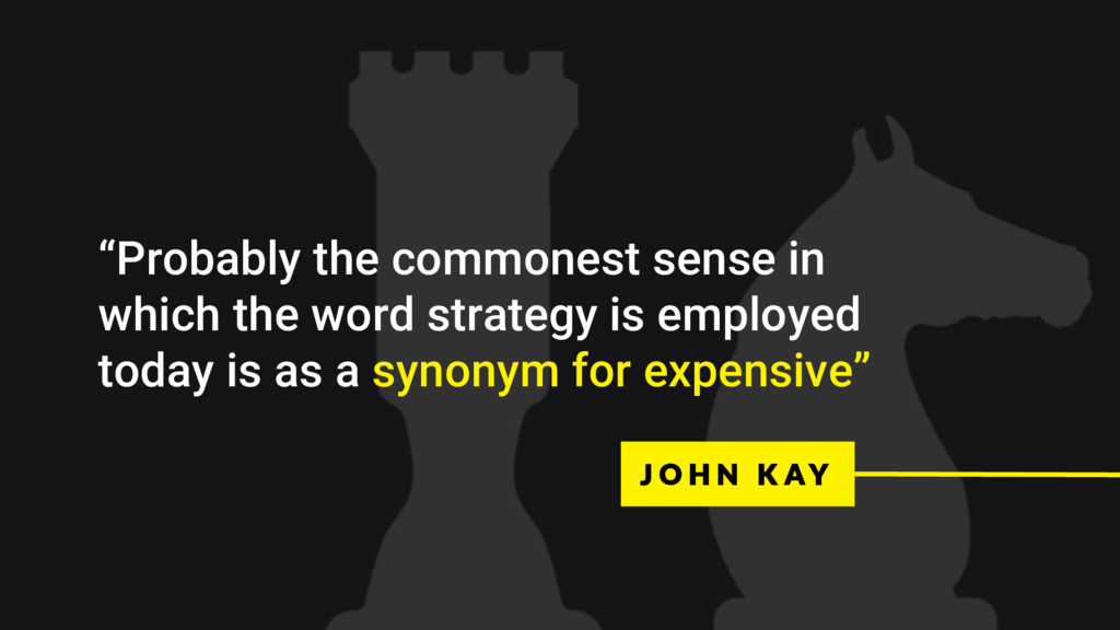 """""""Probably the commonest sense in which the word..."""