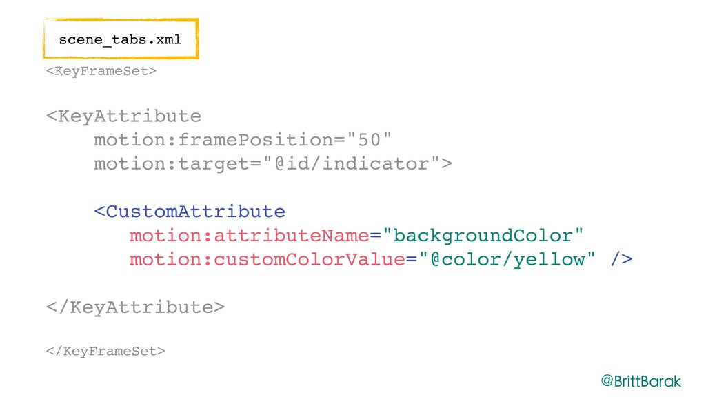 <KeyFrameSet> <KeyAttribute motion:framePositio...