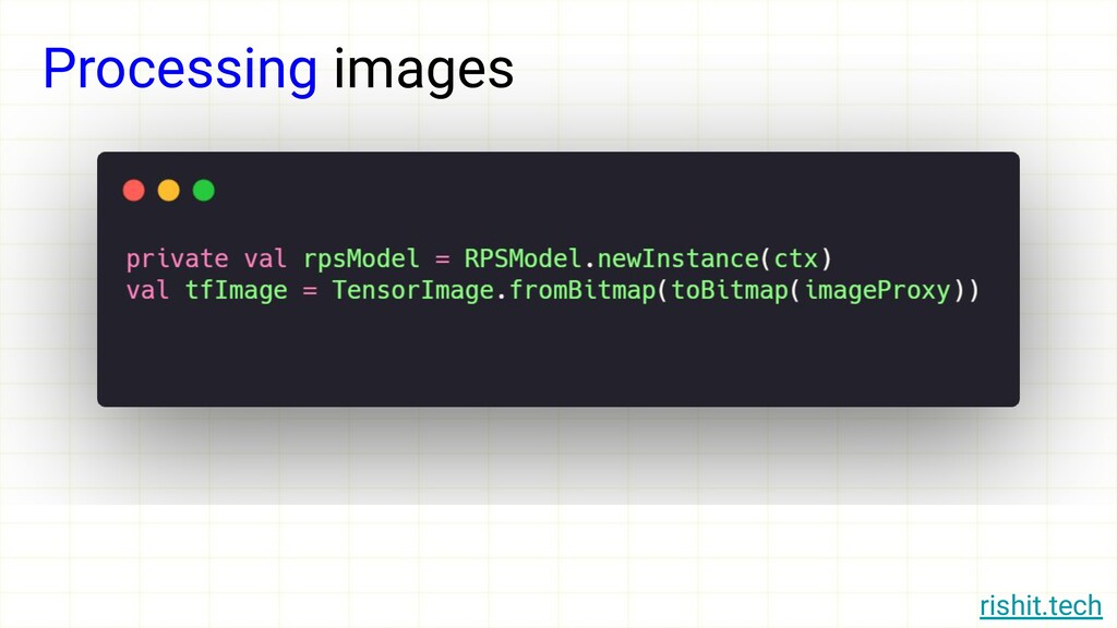 rishit.tech Processing images
