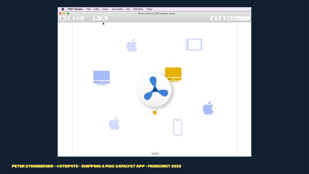 Peter Steinberger - @steipete - Shipping a Mac ...