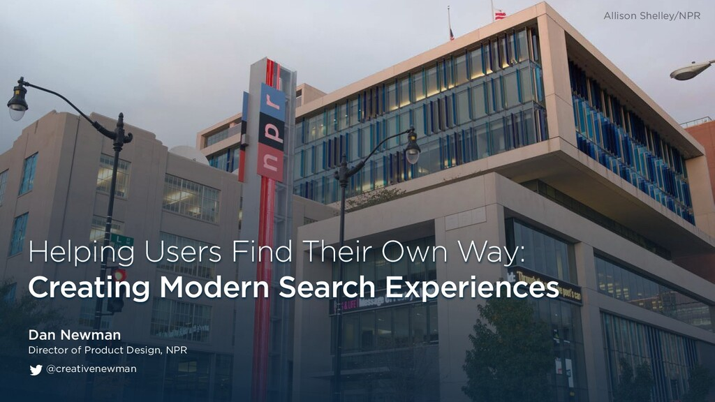 Helping Users Find Their Own Way: Creating Mode...