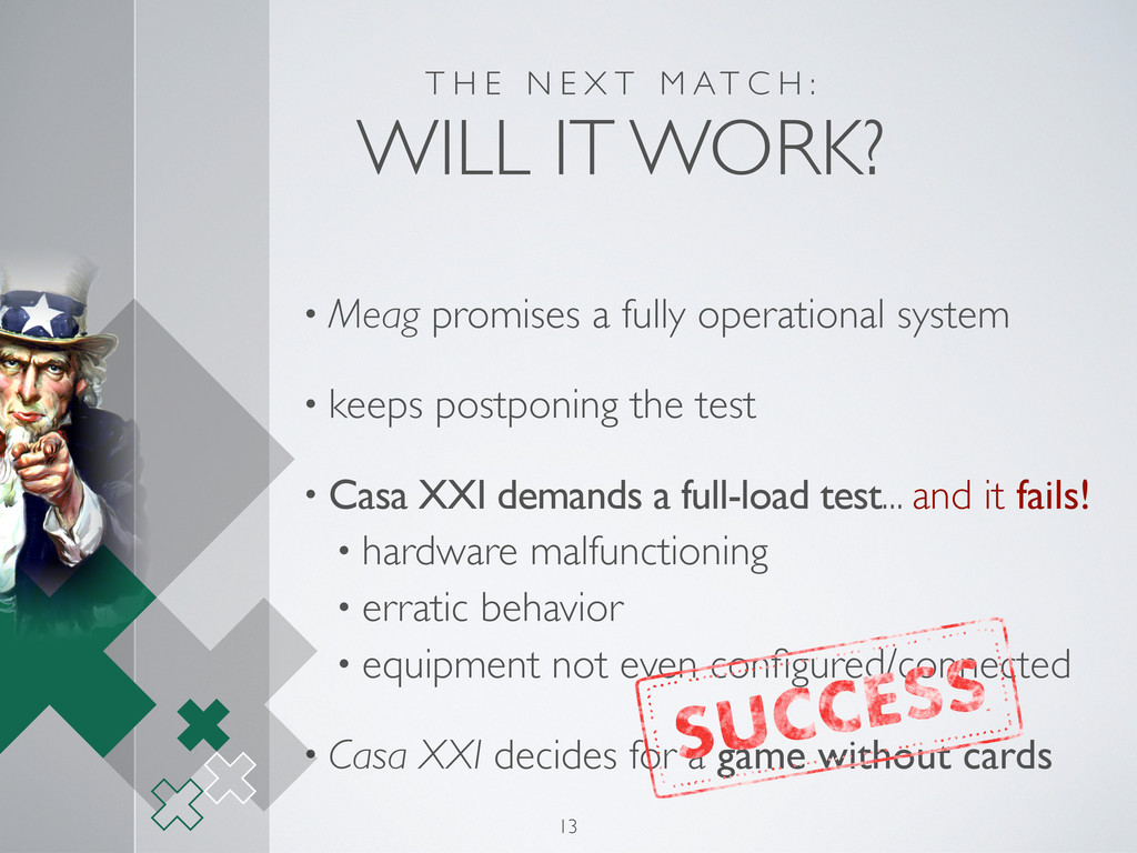 T H E N E X T M AT C H : WILL IT WORK? • Meag p...