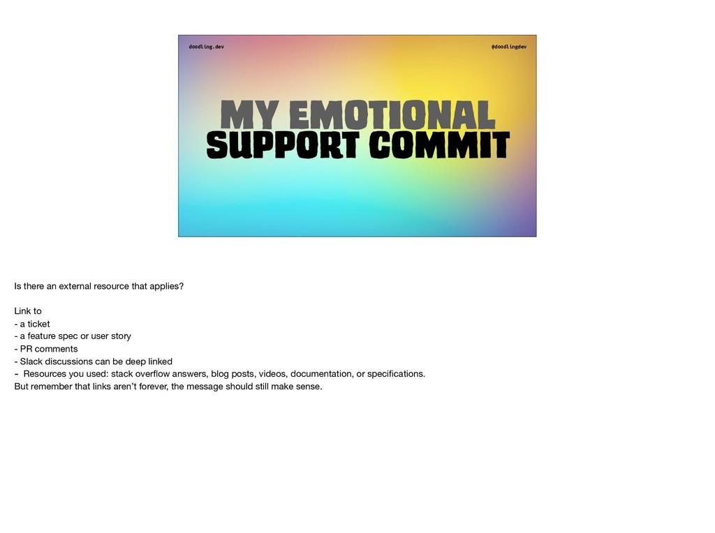 doodling.dev @doodlingdev My emotional Support ...