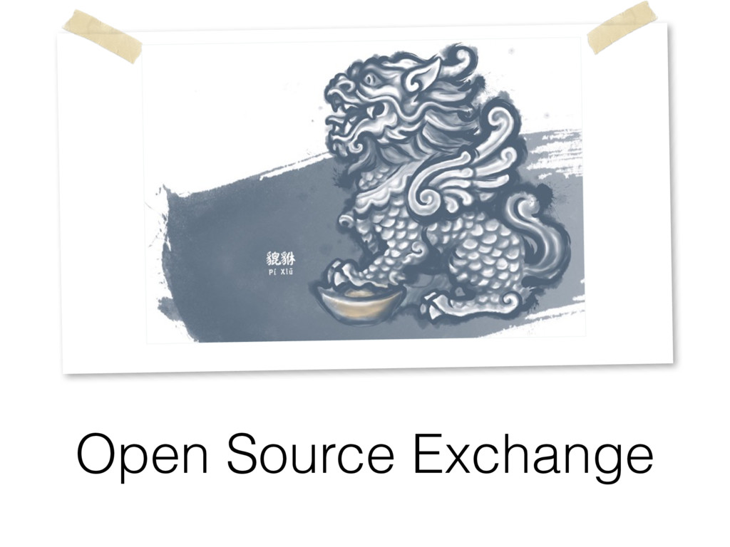 Open Source Exchange
