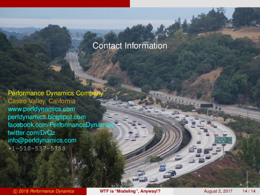 Contact Information Performance Dynamics Compan...