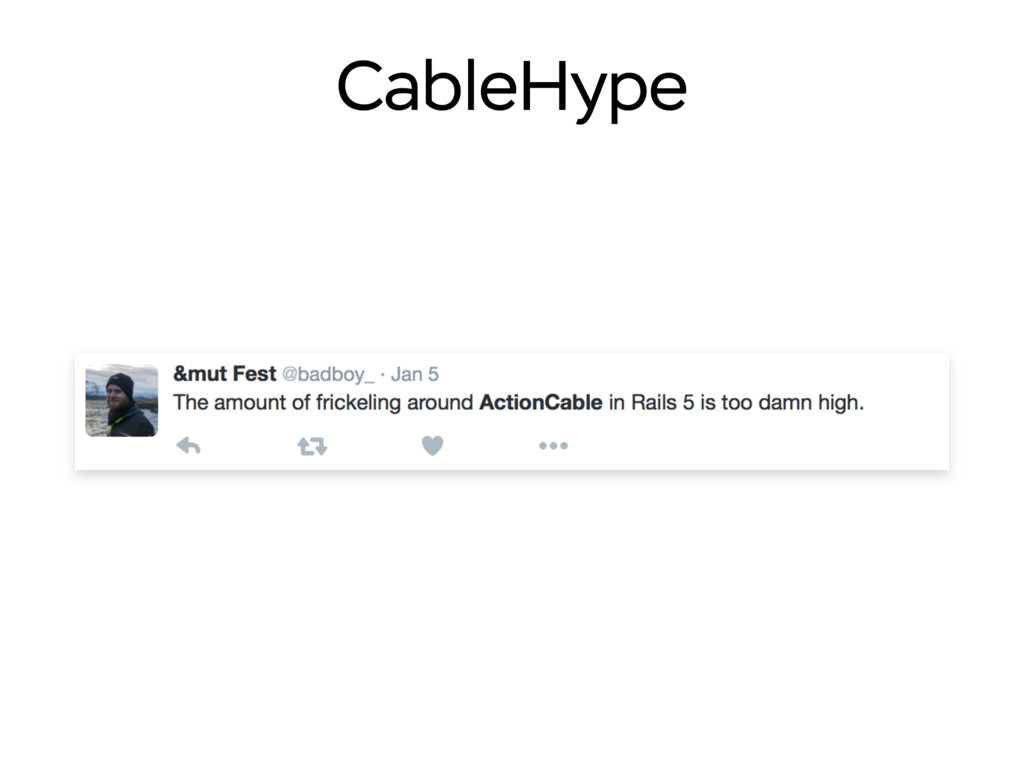CableHype