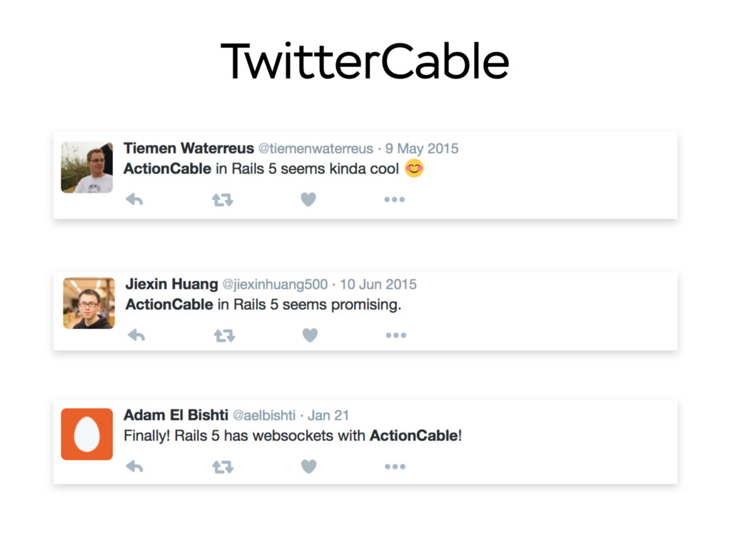 TwitterCable