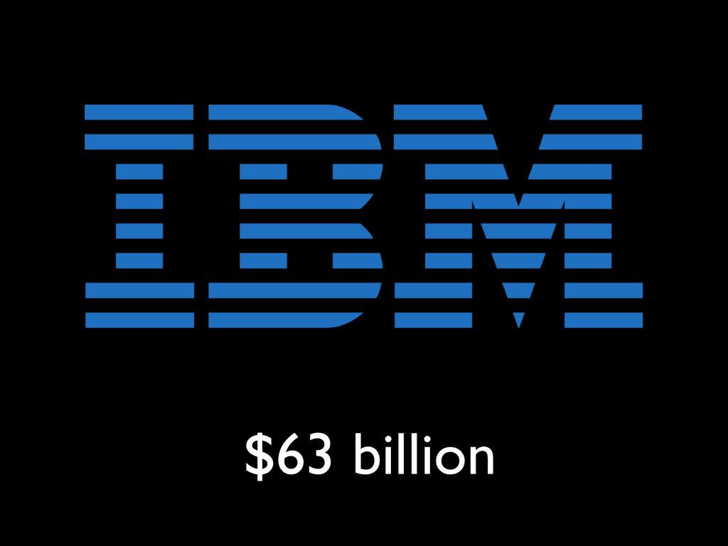 $63 billion