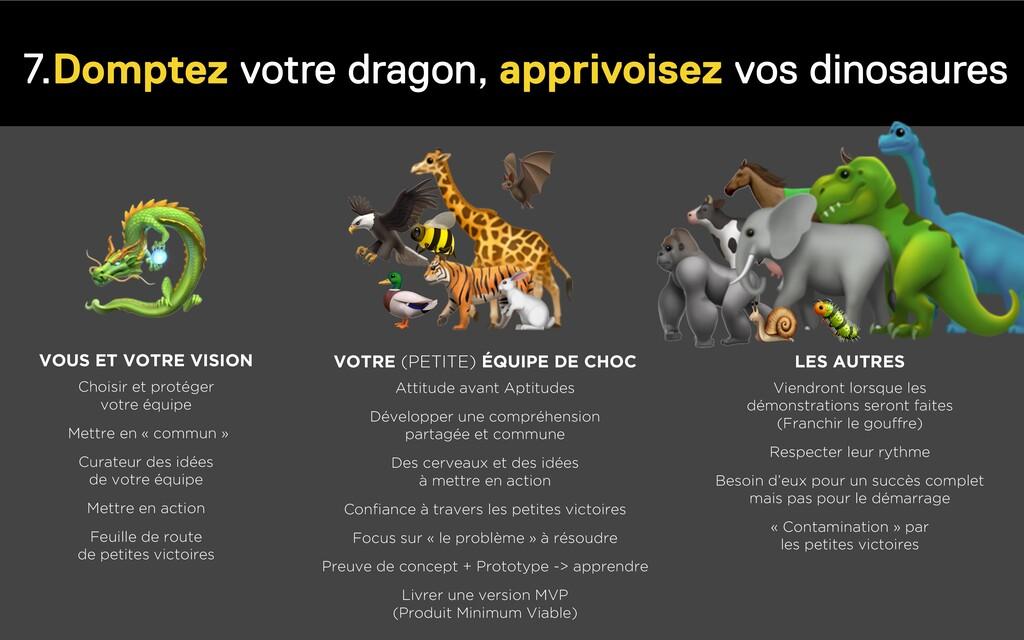 7.Domptez votre dragon, apprivoisez vos dinosau...