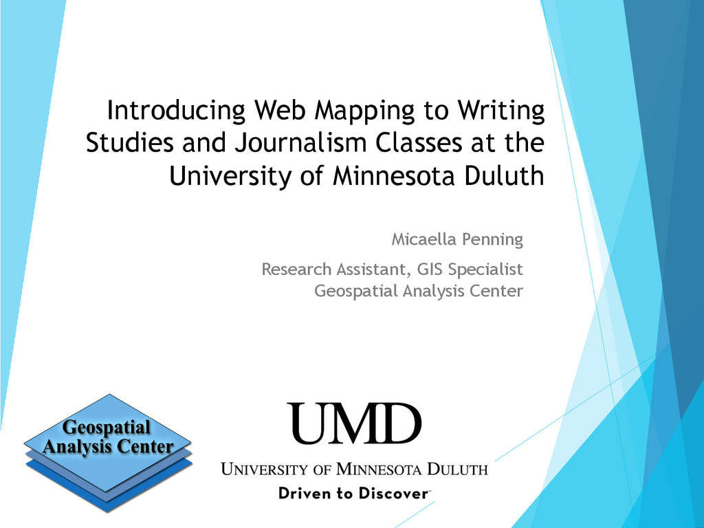Introducing Web Mapping to Writing Studies and ...