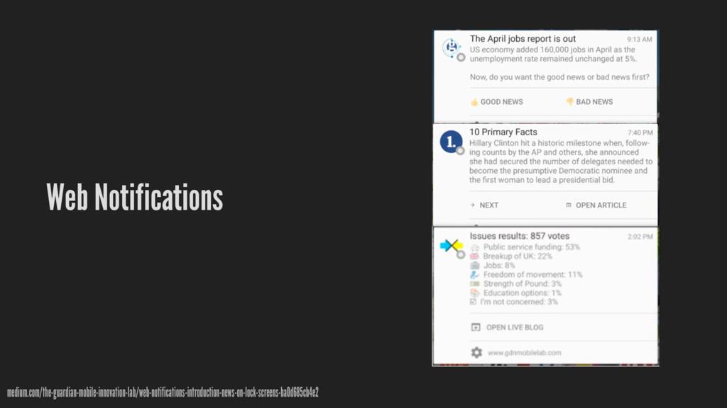 Web Notifications medium.com/the-guardian-mobil...