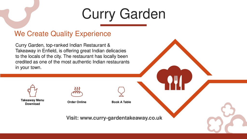 Curry Garden Takeaway Menu Download Order Onlin...