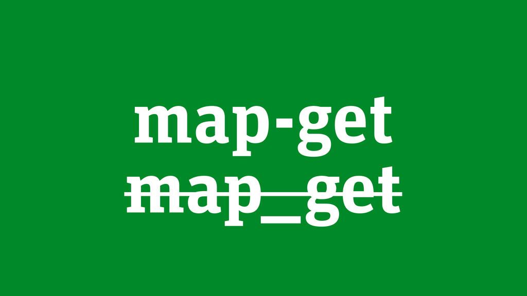map-get map_get