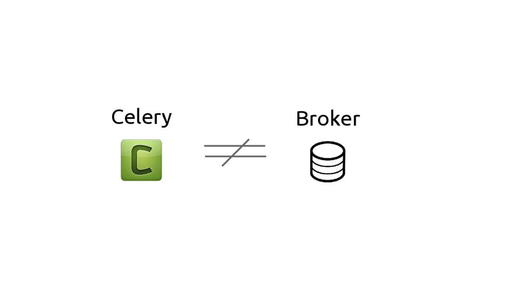 Broker Celery