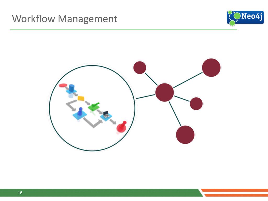 Workflow Management 16
