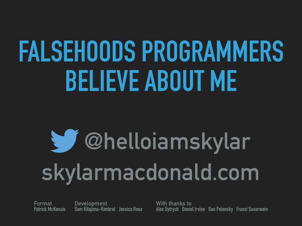 @helloiamskylar @helloiamskylar skylarmacdonald...