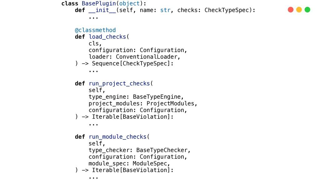 class BasePlugin(object): def __init__(self, na...