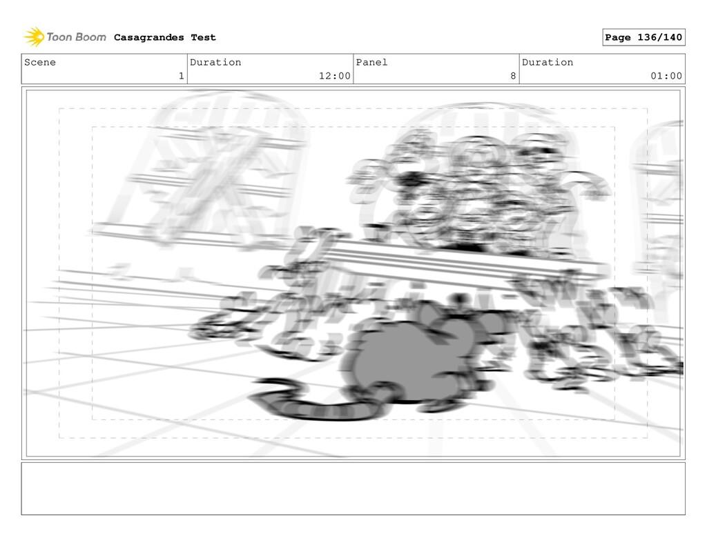 Scene 1 Duration 12:00 Panel 8 Duration 01:00 C...