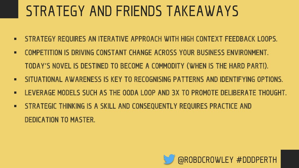 STRATEGY AND FRIENDS § STRATEGY REQUIRES AN ITE...