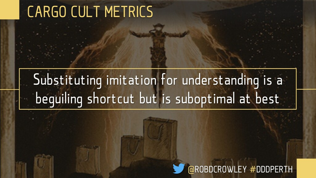 Any observed statistical regularity will tend t...
