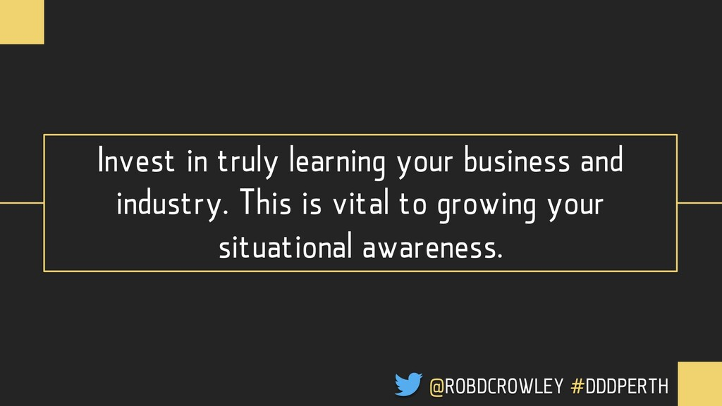 As a leader your focus should be on growing an ...