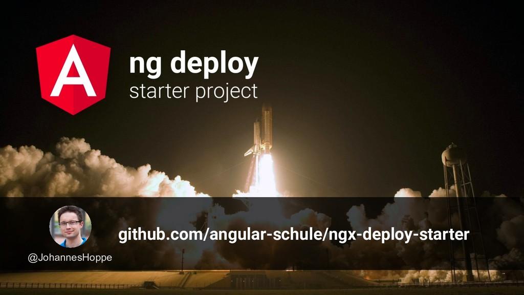 @mgechev github.com/angular-schule/ngx-deploy-s...