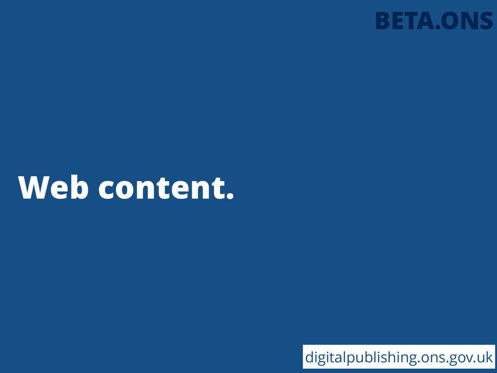 Web content. digitalpublishing.ons.gov.uk digit...
