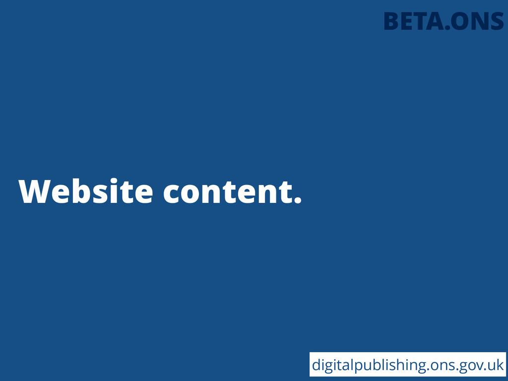 Website content. digitalpublishing.ons.gov.uk d...