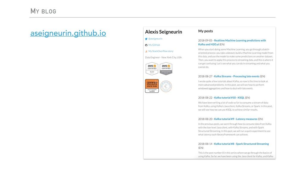 MY BLOG aseigneurin.github.io