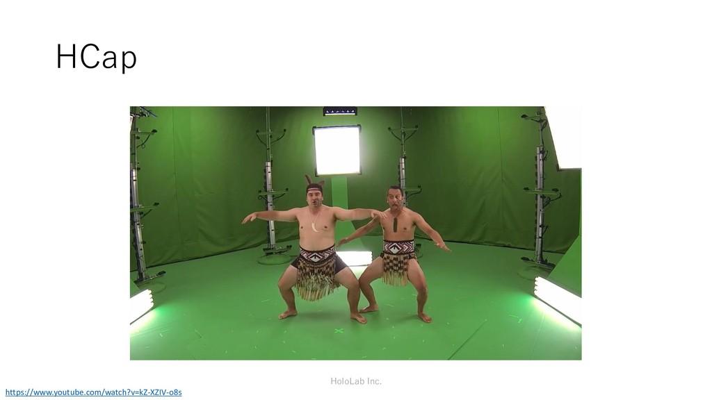 HCap HoloLab Inc. https://www.youtube.com/watch...
