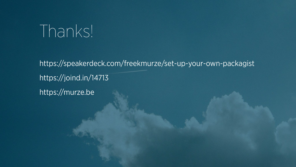 https://speakerdeck.com/freekmurze/set-up-your-...