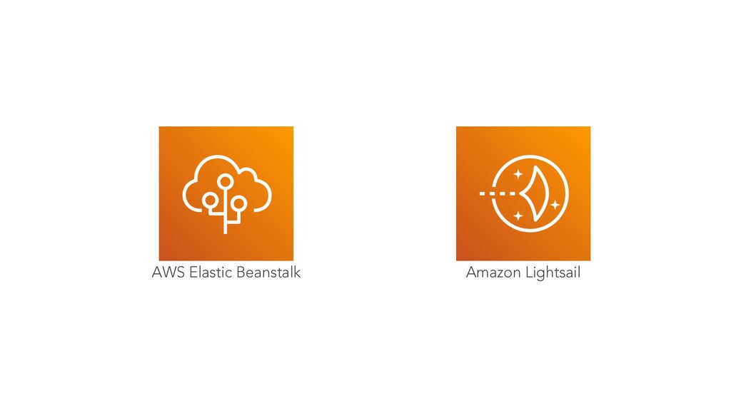AWS Elastic Beanstalk Amazon Lightsail
